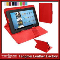 Universal pu Leather Stand Folding Folio Case Cover Pouch For 7Inch Tablet ALLWINNER A33 case