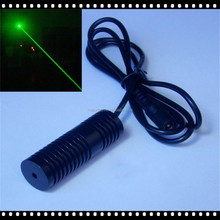 Dia20mm Green Line Laser for laser emission laser cut diode module