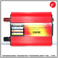 500W full automatic dc ac inverter solar power inverter with charger