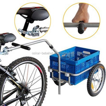 hot sell bike cargo trailer and hand wagon freight car