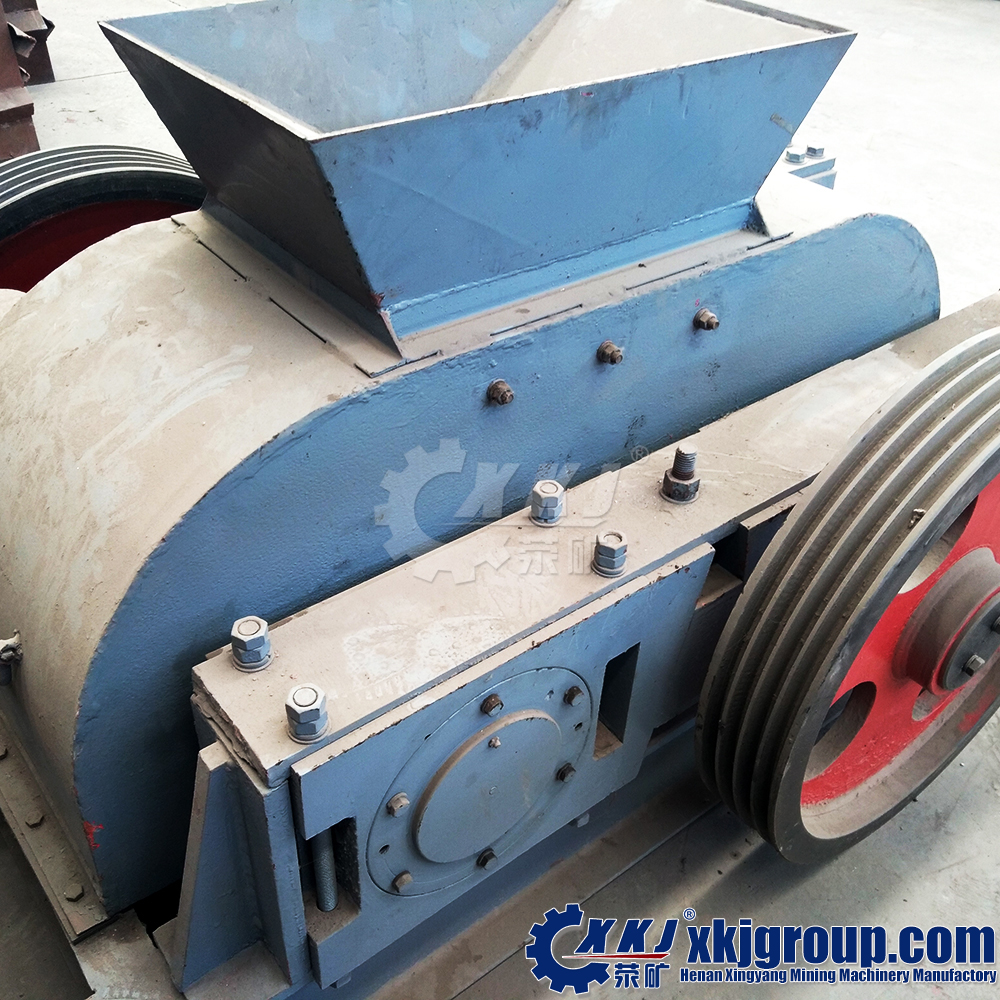 Good quality copper ore double roller crusher for sale in pakistan price is competitive