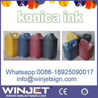 Best compatible ink for Printers with konica 512 (30pl) printerhead