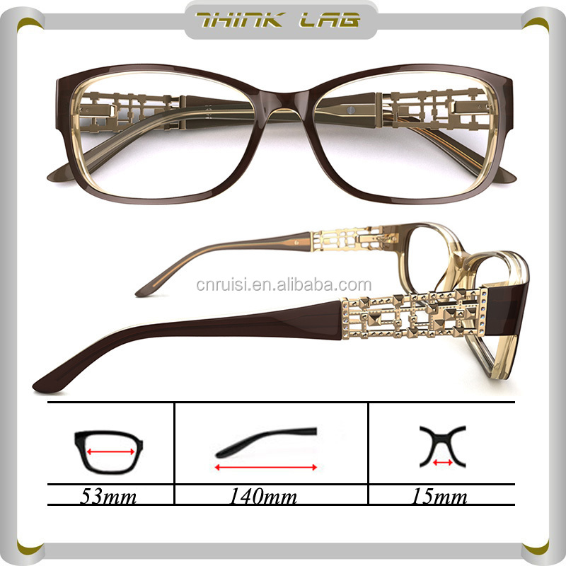hotsell italian eyewear brands acetate optical glasses