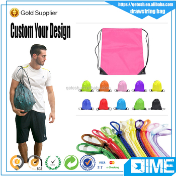 Top Grade Newest Cheap Drawstring Backpack