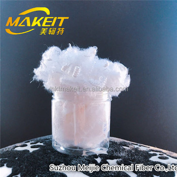 polyester hollow fibre filling
