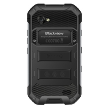 IP67 Waterproof Dustproof Shockproof Android 6.0 MT6755 Octa-core 2.0GHz 4500mAh 4.7 inch Blackview BV6000 32GB mobile phone