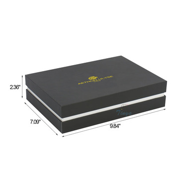 luxury large dress garment box design
