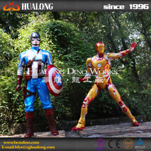 Lifelike Resin Movie Figures Statue