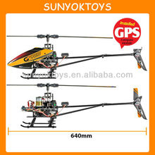 Walkera 2014 Latest ! G400 GPS Altitude Hold 6 Axis Gyro Flybarless 6CH RC Helicopter