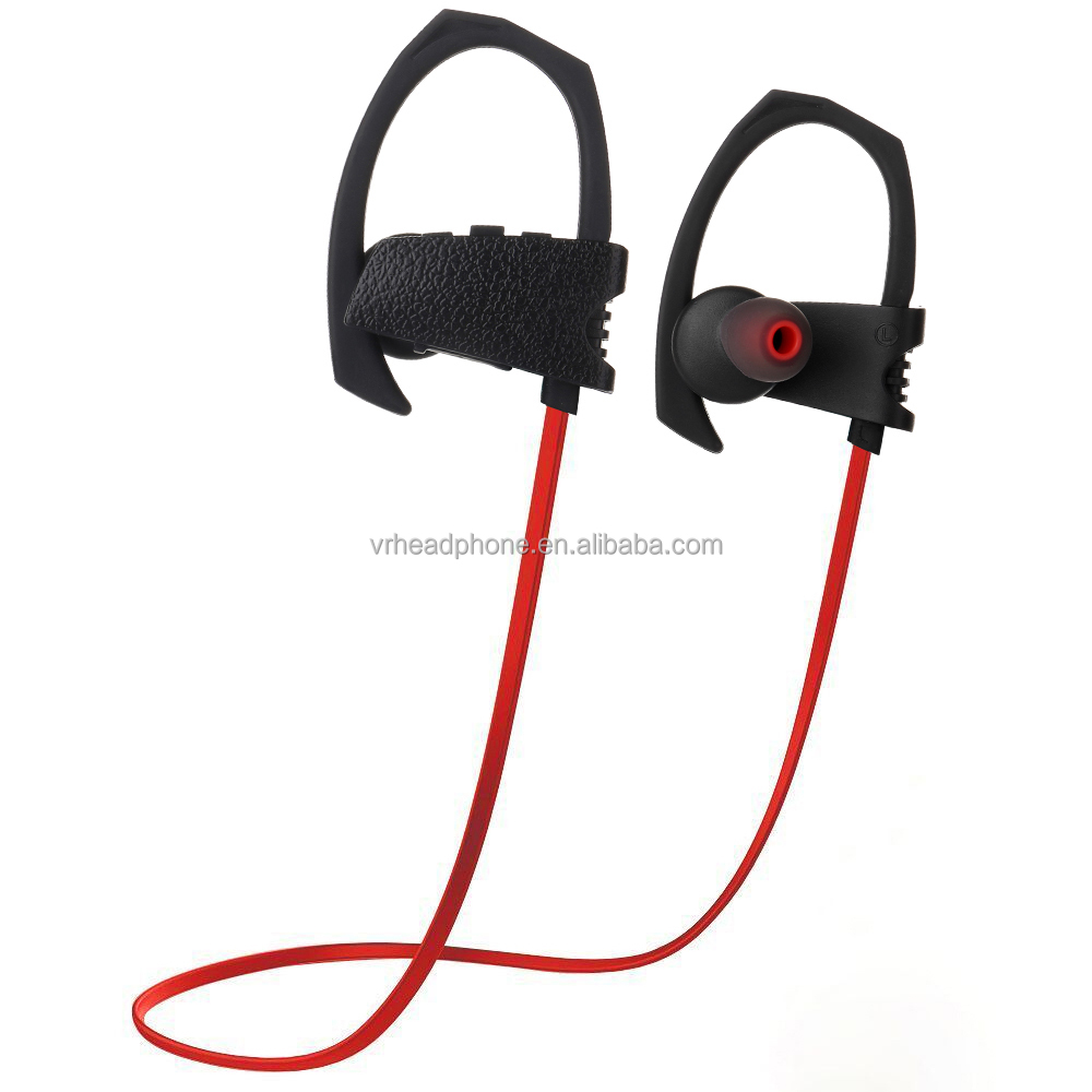 Noise cancelling Wireless bluetooth V4.1+EDR with Mic for sports