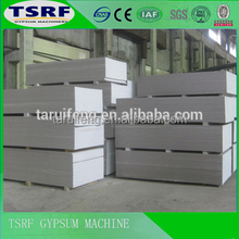 plaster of paris drywall production line/machine/equipment