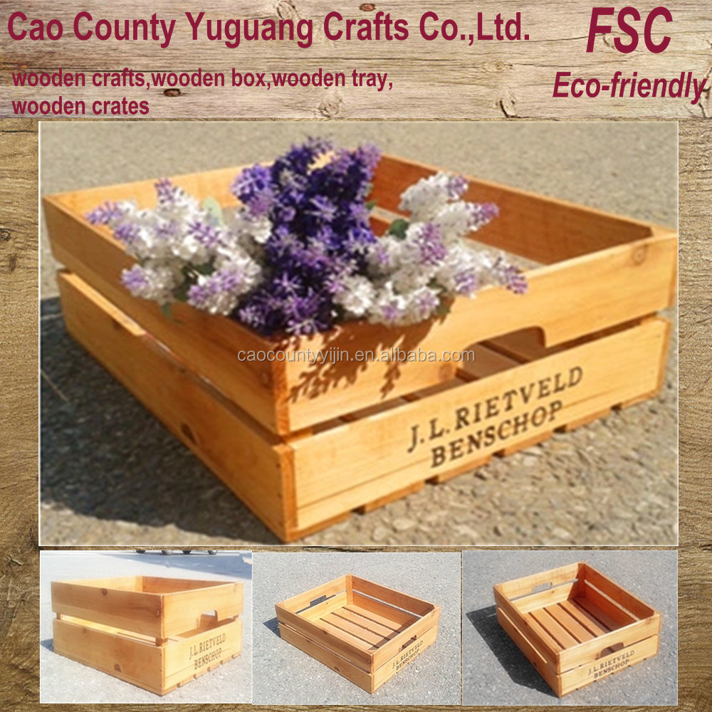 wood crates and Pallet,large Wood Crate,high quality crate