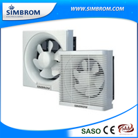 Best Price Made in China Temperature Controlled Exhaust Fan
