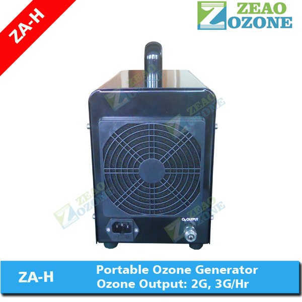 Zeao Brand household use ozone generator, toilet odor ozone eliminator