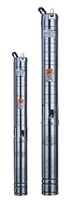 4 INCH SP SERIES STAINLESS STEEL SUBMERSIBLE BOREHOLE PUMP