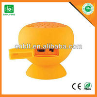 new products 2013 hands free innovation bluetooth mini speaker portable
