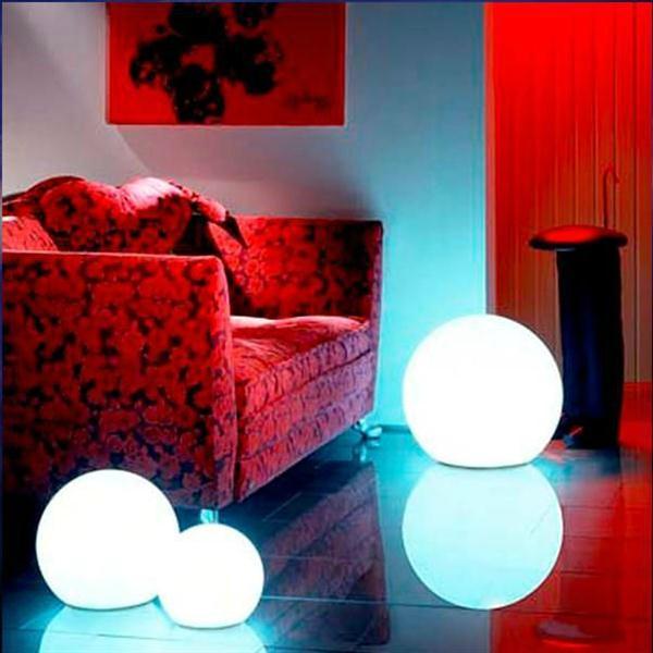 led glow carpet ball tables sale garden glow balls garden plastic ball lamp - Carpet Ball Table