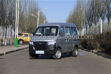 China Automaker Produce Manual Rear Drive Mini Food Van