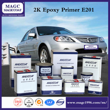 Strong adhesion and hiding power car paint 2k epoxy primer price