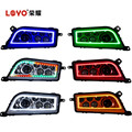 LOYO Unique RGB Color Changing Polaris RZR 1000 ATV Headlight