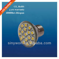 3w SMD led light spot mr16