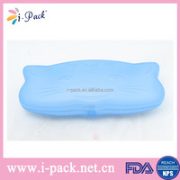 Personalized cute designer clear kids plastic hard glasses case/eyeglasses case/spectacle case