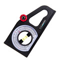 Multi function Slope measuring instrument universal bevel protractor angle level declinometer