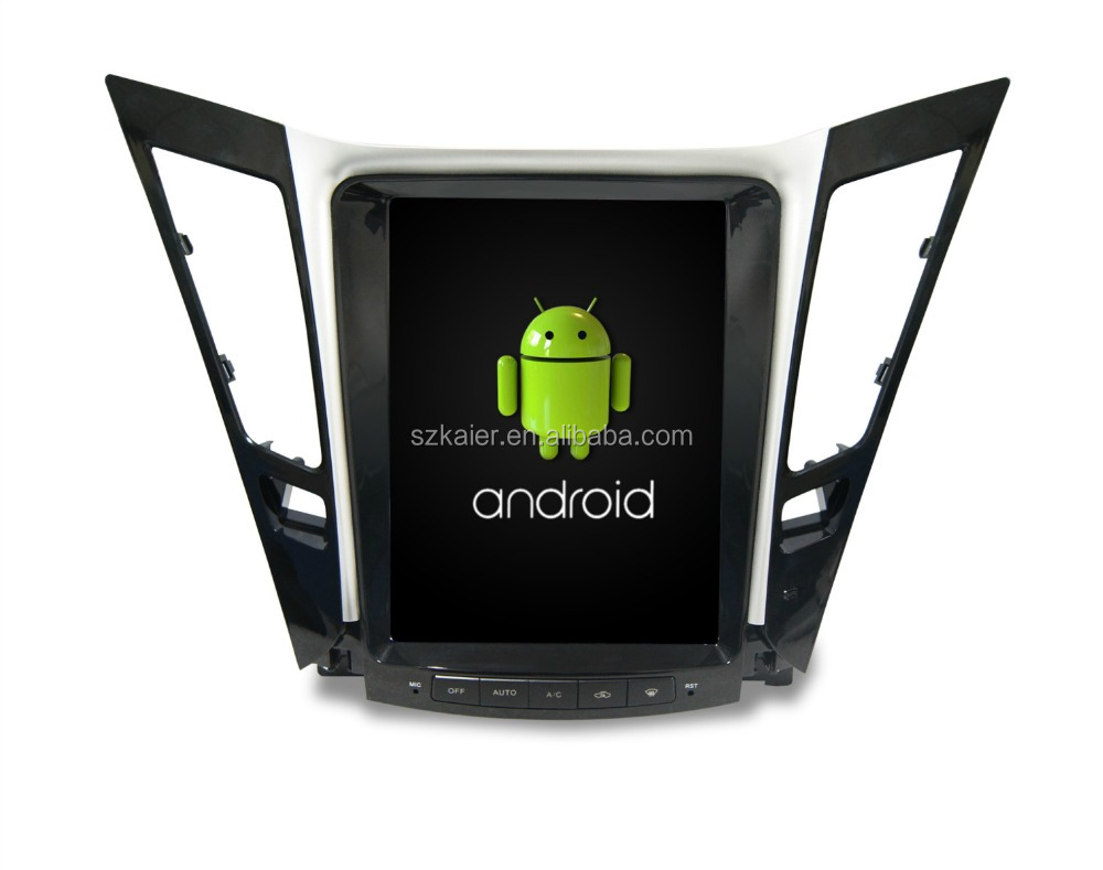 "Car Gps !car dvd player ! Android 6.0 car Multimedia system Hyundai Sonata2012 with canbus ,10.4""+delivery from factory"