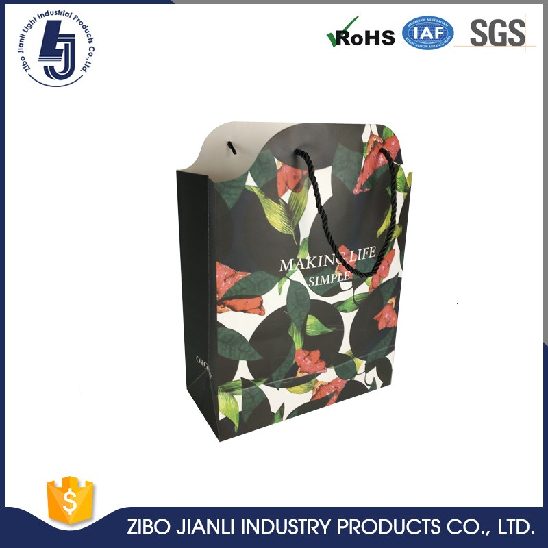 fancy custom printed paper bag in penang manufacturers