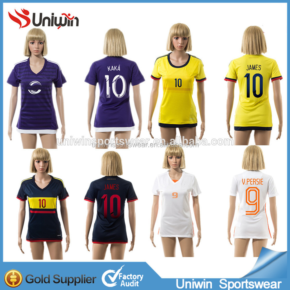 hot sale wholesale world cup Women football jersey