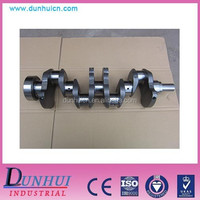 The auto part used 2 cylinder diesel engine for crankshaft assy