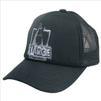 cheap president election printing trucker mesh cap