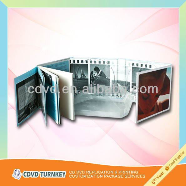 Bulk package with good quality cd dvd
