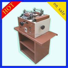 high quality belt polishing machine edge grinding machine for belt making