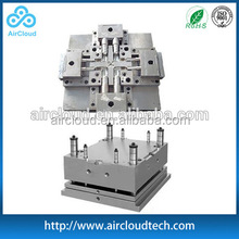 20 Years Experience Engineers OEM and ODM Plastic Preform Mold with Hot Runner