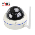 720P IP Wireless Plastic Dome Camera,Plug-and-Play Mobile Phone View Wifi CCTV IP Camera With SD Slot Support 64G Local Storage