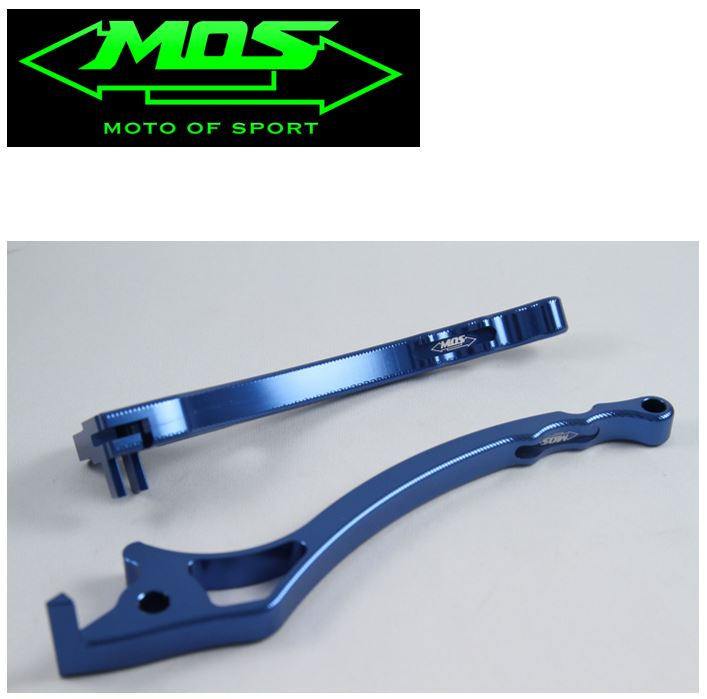 [MOS] Aluminum Alloy 3D Brake Levers (pair) for Honda PCX 125/<strong>150</strong> (2009-2016)
