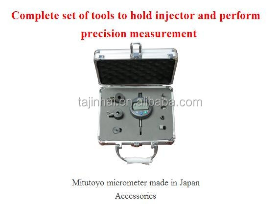 bosc-h stage 3 common rail diesel injector tester common rail injector repair tools CRM-100