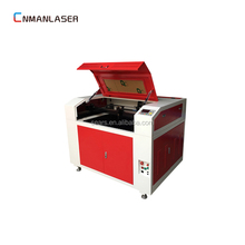 rf tube turkey 6090 laser engraving cutting machine for marble leather horn