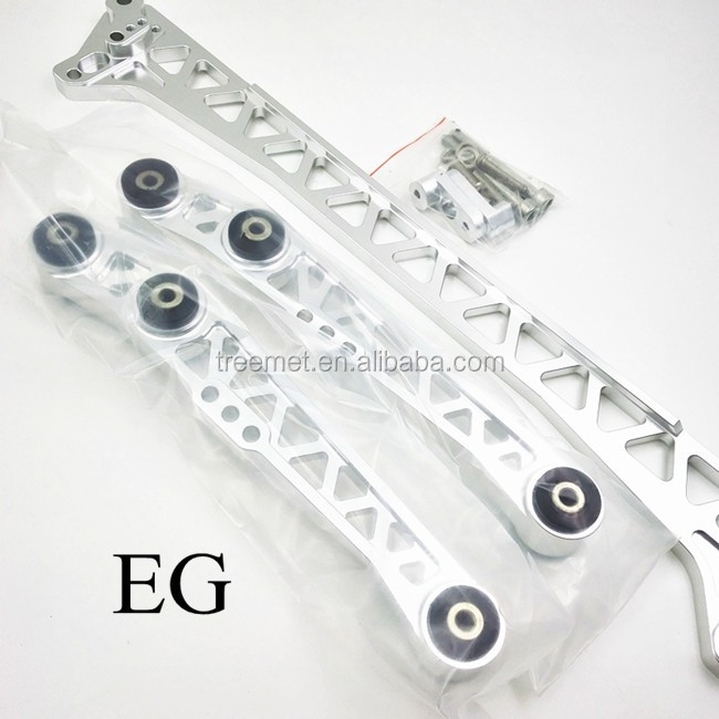 Function 7 Sytle Billet Subframe Brace and lower control arm EG