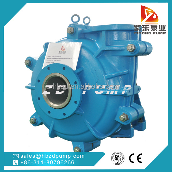 diamond mining slurry pump