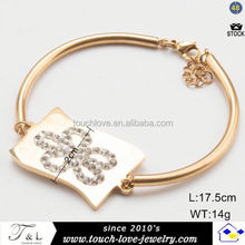 Bracelets 2015 wholesale new product college team bracelet