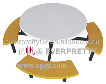 New Design Marble Top Glass Dining Table
