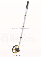 CE approved distance walking measuring wheel