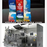Automatic Aseptic Carton Lactobacillus Beverage Filling