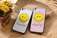Cell phone accessories 3D Relief Painting Phone Cases for iPhone 7 plus