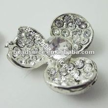 Beadsnice Wholesale magnetic button jewelry in Fushcia Color