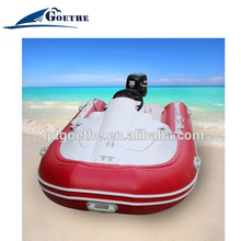 High Quality RIB Inflatable Boat For Entertainment