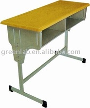 school furniture ,double student desk