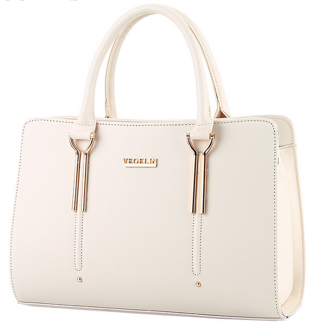 White Luxury Private Label Designer Bulk Buy Handbags